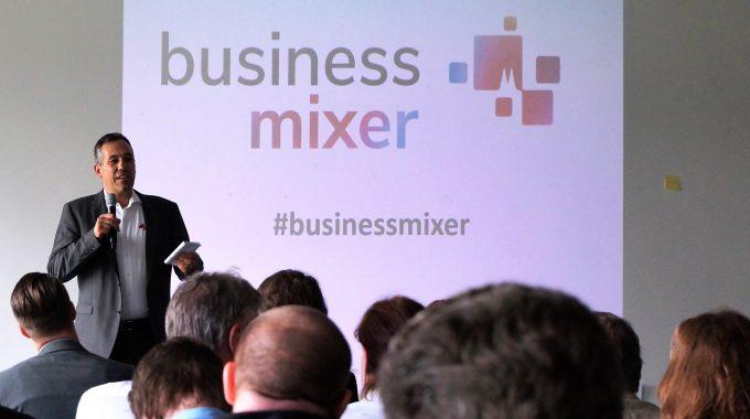 Business Mixer Cologne: Was Virtual Reality Bereits Kann